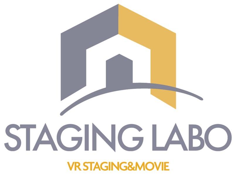 株式会社ALEG「STAGING LABO」ロゴ