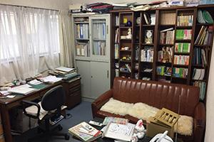 事務所 Before