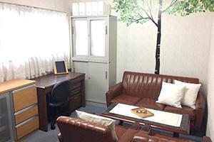 事務所 After