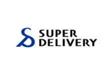 スーパーデリバリー(株式会社ラクーンコマース)ロゴ